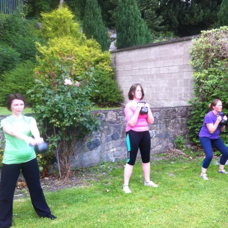 grassroots outdoor kettlebells